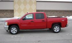 2013 CHEVY LT CREW CAB 4X4 RED LIKE NEW 6,092 MILES FOR INFO CALL --www.autosofozarks.com