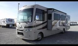 2013 Thor Motor Coach Hurricane 34E Detailed Specifications 2013 Thor Motor Coach Hurricane EXTERIOR CONSTRUCTION: Ford F53 Super Duty Class A Motorhome Chassis - 6.8L Triton V-10 Engine - 5 Speed TroqueShift Automatic Transmission w Overdrive Tow Package