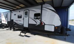 2014 ASPEN TRAIL 3010BHDS - 1/2 TON TOWABLE BUMPER PULL. SOLID SURFACE COUNTERS, OUTDOOR KITCHEN, SLIDE IN BUNKHOUSE, SLEEPS 8+.  CALL KENT 214 770-8060