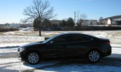 Excellent condition, black metallic 4 door, with leather heated seats, navigation, with 20,276 miles. Located in mountain home. For more information call Kevin at 561-688-3035 www.autosofozarks.com