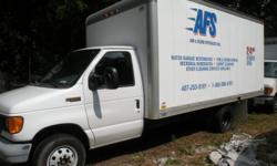 All the equipment you need to start a Carpet cleaning / Water removal / Mold remediation business. (2) Ford E-350 trucks with @ 60K miles (1) is equipped with a White Magic Rebel dual wand carpet cleaning (520 hrs) / extraction unit. Equipment includes 15