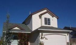 This is a great home with plenty of space. There is an open kitchen and dining room that leads into the living room. The master bedroom and bath are located downtstairs, as well as a half bath and laundry room.The upstairs has 2 bedroom, bathroom and a