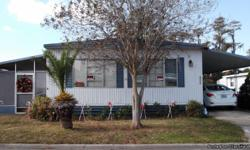 Mobile Home For Sale $7500.00 (negotiable) 1972 Barrington Double-Wide Mobile Home 3 bedroom/ 2 bath Screened Patio Covered/Paved Carport All Appliances Included (Refrigerator, Stove, Dishwasher, Washer, Dryer) 2009 Goodman A/C (works great! like new)