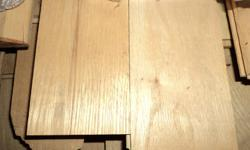 """White Oak Quarter and Rift 4"""" Unfinished Clear Grade- 240 sf - 12 bundles of 20 sf per bundles, priced at $2.00sf Brazilian Cherry 3"""" Unfinished Clear Grade- 525 sf - 25 bundles of 21 sf per bundle, prices at $2.50 sf Please if interested in"""