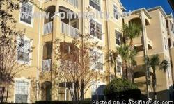 This is a fourth floor 3 bedroom, 2 bath condo in the gated Ventura at Stonebridge Commons Community, located just off Metrowest Blvd. and Robert Trent Jones Blvd and convenient to local schools, plenty of shopping and dining with quick access to Valencia