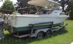 Boat is in very good condition. Motor recently rebuilt. Call Mitch with any questions (903)658-0467