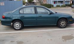 I have a 99 Malibu LS for Sale for $500.00 101,331 total miles 2 Prior Owners - I have had the car the last 5 1/2 years and placed only 34,000 miles on it. Updated Inspection and Registration Stickers which expire 7/13 and 9/13. Brand new brake pads