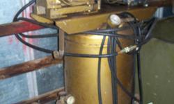 General Electric 1/ 1/2 HP Motor 115-230 Volt
