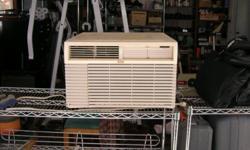 Sears Kenmore window A/C, 10000 BTU, 120 Volt, 9.0 ER, Model 561.6883930, works well, have manual 561.6883930