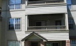 Move-In Ready! AVAILABLE NOW! Spacious and comfortable 2 bds, 2 baths, 2nd floor end-unit. Available in Unfurnished, furnished or partially. If furnished; $100 extra. Furnishings included: linens, stocked kitchen, furniture, etc. Complete with W/D,