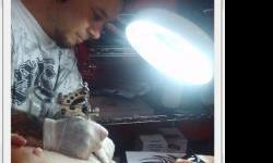 """Hey y'all..this is Ralph from """"INKSANITY"""" here in Mena! Just wanted to give a shout out to all the tattoo and piercing lovers..were here and ready to help you with your body mod needs! We offer 100% hospital sterilization, comfortable studio, friendly,"""