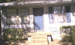 Nice remodeled condo has 2br 1 ba w appliances.Has new central heat and air, new roof,hardwood,tile,berber,paint,security system, etc. Also has large refinished and fully enclosed deck with outside storage.Is located at end of quiet dead end street.Close