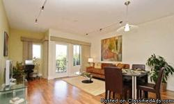 Rent: $1395 per month Type: Condo Neighborhood: Uptown/Temescal border/Pill Hill Bedrooms: 1 Bathrooms: 1 Sq. Ft.: 718 Parking: 1 assigned parking space in secured underground garage Built in 2005, this spacious condo is located at The Veranda,