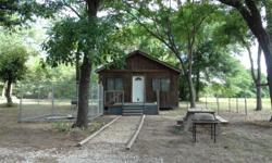 241 LCR 739, Thornton, Texas, Limestone County This property has a 400 sq. ft. 1 bed, 1 bath cabin built 1995, utility room on back, deck on front, water well, septic, large trees, two rock driveways, lots of wildlife, nice recreational property, just one