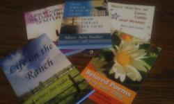 Six books you can order straight from the author. They will be autographed. 'How Great Is Your God?', 'God Walked The Dark Hills Of My Life', 'Short Stories of Love, Faith and Humor', 'Life On The Ranch', a Christain love story'. Everyone says this one