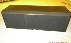 Boston Accoustics speaker Cash Only