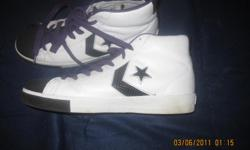 i bought my son these sneaker and need lees to say tooo smal white n purple red and black and the patten leather are size 13s and croc are 7 men 10 or b/o