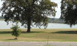 Lot 44, LCR 822, Groesbeck, Texas This beautiful off-water lot is 0.746 of an acre. Here is a great place to build your dream home on the hill to enjoy the unobstructed amazing view of the lake. Electricity available at the road, plus shared