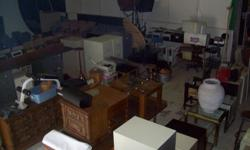 4700 Coster Rd. Knoxville, tn 37912 Fri, Sat, Sun, 8am- 4pm Office supplies, art supplies, furniture, filing cabinets, kitchen items, toys, electronics, computer parts, clothing, christmas stuff, and a lot more. bring a truck or trailer