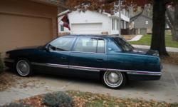 Very good condition; 2 owner; 102,000 miles, Teal colored; Offer 496-0844.