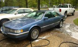1995 Cadillac SLS, Arkansas car, clear Arkansas title, 245/50/17 Cruiser alloys, 1 new tire/others in great shape, new battery, straight body, solid ride, interior rough, 160,000 miles, 32 valve V8 auto, fwd, Car just washed - paint is faded.  CASH