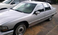 1992 Buick Roadmaster grey 4 door, power w/s/l, 5.8 liter engine. Great condition with leather interior. High highway miles. Asking 1800.00 but willing to negotiate. Moving and needs to sell.