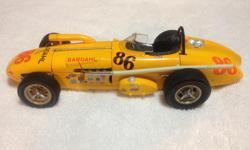 1:24 Indy car
