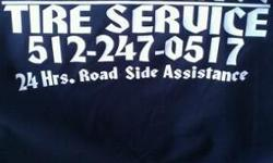 *561 417 3114* NEW & USED TIRES! LOWEST PRICES IN AUSTIN TX!!! 24HR MOBILE TIRE REPAIR
