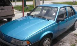 Auto cold air 4 doors 4 cly very nice in and out , 118k , only $1950 call 407 310 0130 trade ins and credit cards welcome.