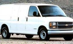 please call Errol great cargo express chevy asking $7500 it hsa 65k mls 1999 thank you