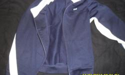 Gap childrens windbreaker....blue and white....zipper works and is in great condition size 10