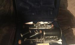 I have a used plastic Selmer clarinet. I've had it since beginner band 10 years ago and it plays beautifully. I have had it re-padded. The original mouthpiece was updated (I lost it when I moved); however, the mouthpiece I have been using is a Vandoren.