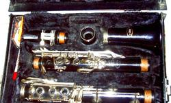 Just acquired this beautiful clarinet by Vito, USA. All the pads and corks are in excellent condition and the instrment is ready for a novice or advanced musician. If you are paying monthly rentals or need a better instrument, this is it. I live in the