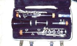 I have some very nice clarinets and flutes. If you are looking for one come and take a look before they are all gone. They are in good condition including the pads and corks.
