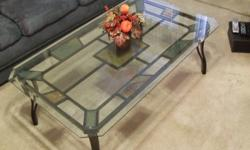 Coffee, Sofa, (1)End Table Set. Like new condition. Sold as a set or individual pieces.
