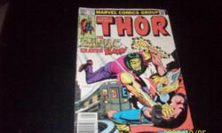 Marvel comic book,The Mighty Thor ,Vol.1-1982#319 may-02450,great con. will take bids,thank you,,