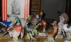 TURKEY, BIRD'S & ASSORTED BOTTLES!