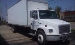 1998 FRAIGHTLINER FL60 STRAIGHTTRUCK WITH LIFT GATE G REAT CONDITION 26FT ONLY 46000 MILES MUST SELL OWNER DISABLED MAKE OFFER ,MUST SELL CALL 847-814-5600 IF NO ANSWER LEAVE MESAGE MUST SELL,MAKE OFFER