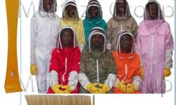 FREE HIVE TOLL, PLEASE LET US KNOW THAT YOU SEE US AT CLASSFIED ADS AND GET FREE HIVE TOOL WIHT YOUR SUITS OR JACKET PURCHASE. Complese Removable Veil Beekeeping Suits, Beekeeping jackets, Beekeping Gloves & Beekeeping Hive Tools PLEASE VIST OUR WEB SITE
