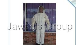 Complete Beekeeping Suits with Veils & free pair of cowhide beekeeping gloves with long cotton cuff. We are largest stockists of Beekeeping, Bee, Beekeeper, Pest Control suits with veil, (Complete suits with pair of gloves) for a limited time we are
