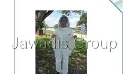 We are manufacturers in Pakistan Beekeeping, Bee, Beekeeper, Pest Control suits with veil and for a limited time we are offered free pair of long bee keeping gloves. Sizes we produce are from, XS, S, M, L, XL, 2XL, 3XL, 4XL & 5XL. We are specialized in