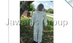 Complete Beekeeping Suits with Veils and free pair of gloves. We are largest stockes of Beekeeping, Bee, Beekeeper, Pest Control suits with veil, for a limited time we are offereing free pair of long bee keeping gloves made of cowhideleather with long