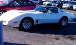 se vende corvette 1982 5.7L 350cc automatico t.top 85,000 millas originales necesita algunos arreglos $6,500.00 obo 5017770882