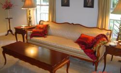 Handmade furniture by Y&J Furniture in Durham, NC. Would be excellent for older larger homes.