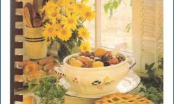 A Book of Favorite Recipes Denver United Methodist Church Denver, North Carolina 1987 Contains recipes submitted by the members of the Denver Chancel Choir, Denver United Methodist Church, Denver, North Carolina. Contents: Appetizers, Pickles and