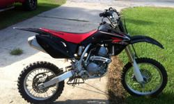 2008 Honda crf150r call