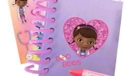 Here we have DISNEY DOC McSTUFFINS BIG BOOK OF BOO BOOS. Book is new in factory sealed package!