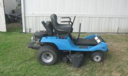 """2002 Dixon Model 3014 Year 2002 42"""" Cut Zero Turn Powered by a good running OHV 13.5 HP Briggs & Stratton Engine This mower will cut grass as is. Work completed: New Belts, New Transmission Bearings And Cones, Battery Good, Blades Sharp, Tires Fair ."""