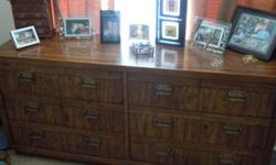 One Chest & One Dresser in very good condition. Solid wood . Price is firm. Or will sell seperately if I have another buyer for the other.