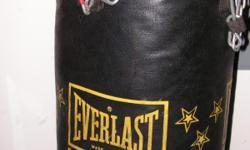 Like new 100 lb Heavy bag.